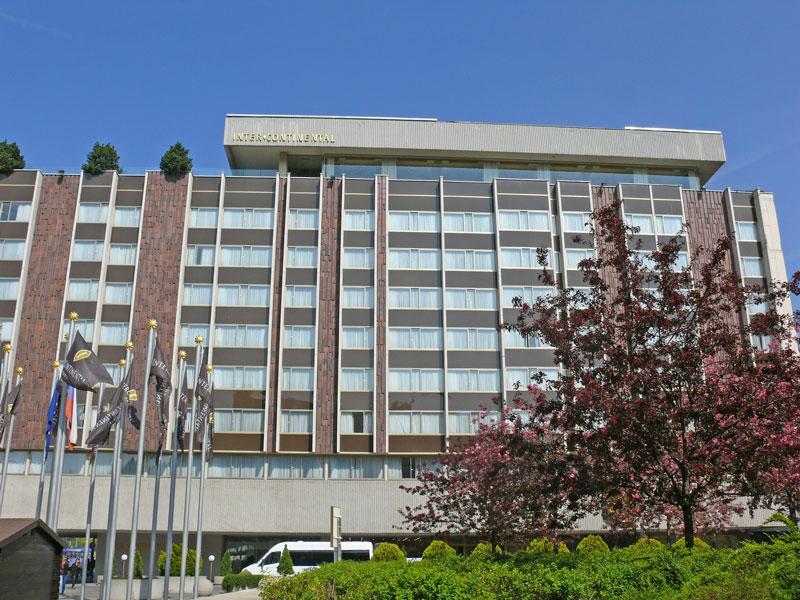 prague hotel intercontinental